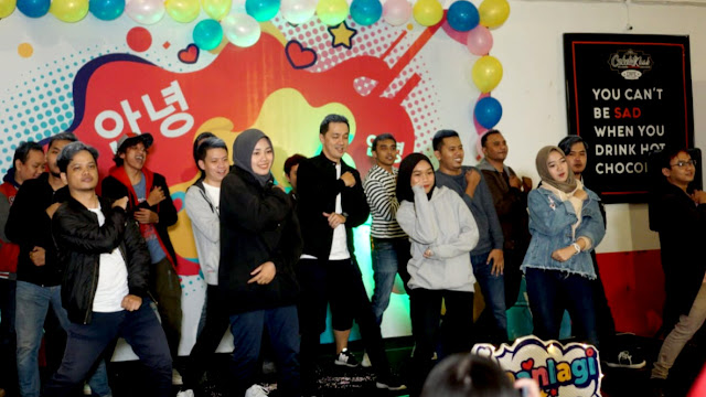 k-pop dance competition malang
