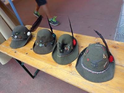 gruppo alpini manerbio cappelli da alpino