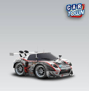 Ford GT R GT2 2010 Mad Croc