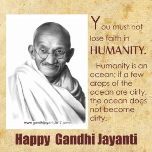 happy gandhi jayanti photos