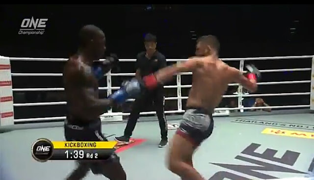 Kingdom OF Heroes : Anthony Njokuani Defeats Andy Souwer Via Split Decision (Big Upset)