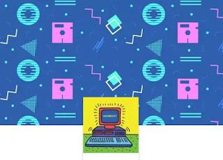 sfondo Microsoft vecchio