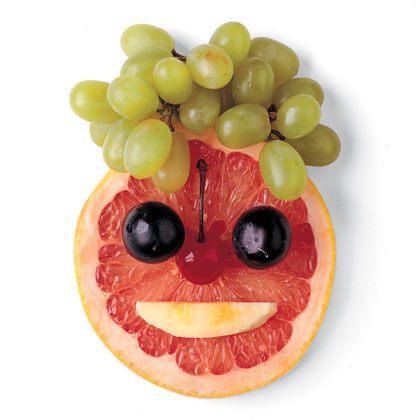 Grapefruit Gals Recipe