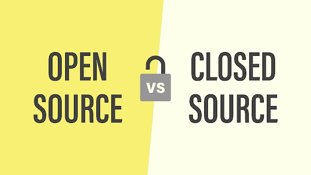 What is Open Source Software - Closed Source software / Full Information