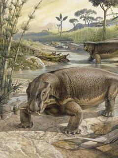Makhluk Aneh Yang Hidup Sebelum Dinosaurus  Sumpah FAKTA
