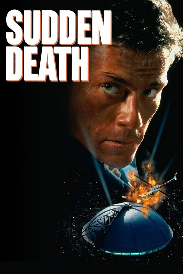 Sudden Death 1995 x264 720p Esub BluRay Dual Audio English Hindi THE GOPI SAHI