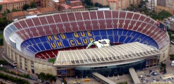 حجز فندق قريب من ملعب كامب نو معقل برشلونة