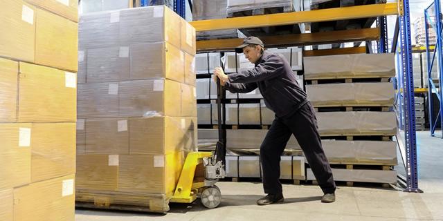 auxiliar logistico