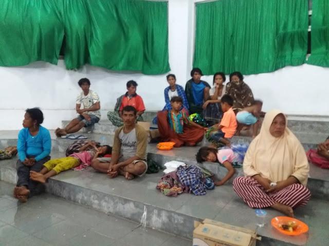 Banjir Selayar, 1 Korban Jiwa, Dan 109 Warga Diungsikan