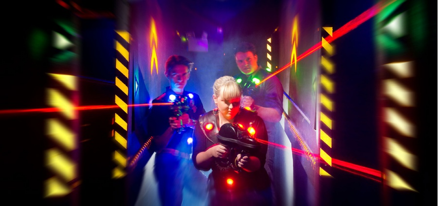 Laser tag business ideas