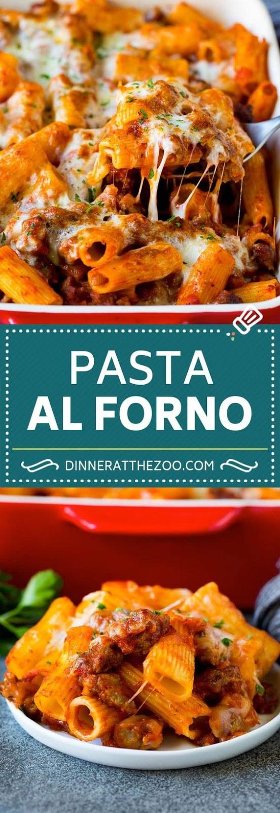 Best Pasta al Forno