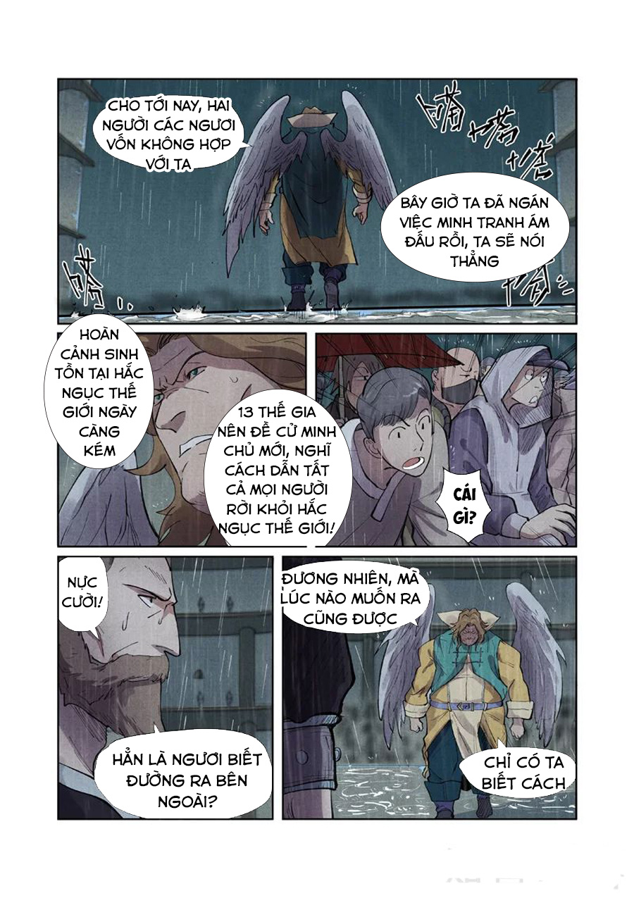 Yêu Thần Ký chap 246 - Trang 7