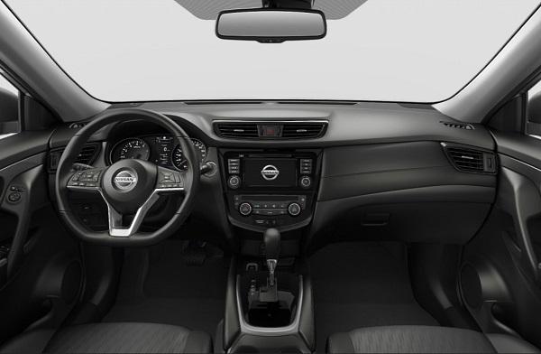 Interior Nissan X-Trail Advance
