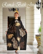 Busana Batik Cap Kombinasi yang Elegan dari Rumah Batik Jinggar