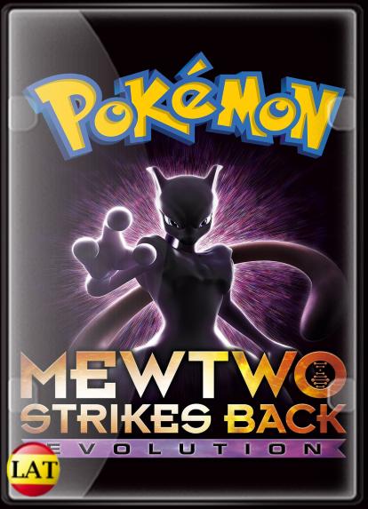 Pokémon: Mewtwo Contraataca: Evolución (2019) DVDRIP LATINO
