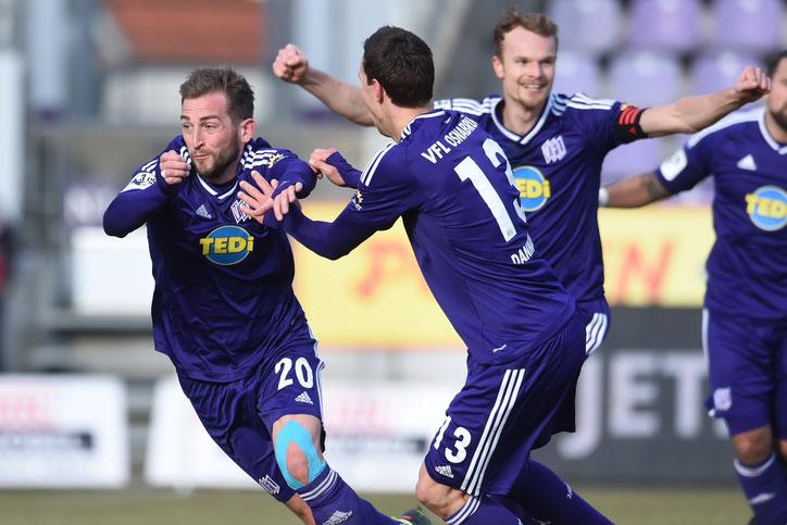 FC Erzgebirge Aue vs VfL Osnabruck 18h30 ngày 15/9 www.nhandinhbongdaso.net