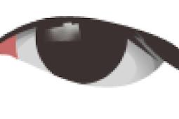Tutorial membuat vector bagian mata di photoshop [SIMPLE Cocok untuk pemula]