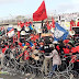 Tak Mau Kecolongan RUU Ciptaker, 32 Ribu Buruh Bekasi Geruduk DPR RI Besok
