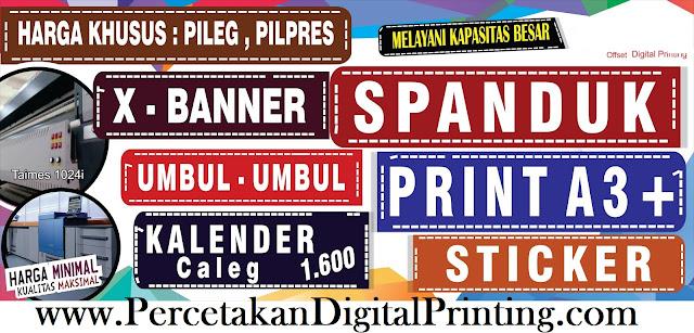Jam Buka Digital Printing Cibubur 24 Jam Bisa Order Online WA