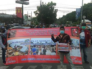 Bantu Korban Bencana di NTT dan NTB, M1R SSB Jakarta Timur Galang Dana