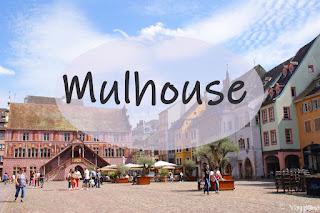 Moulhouse cosa vedere in città - camper