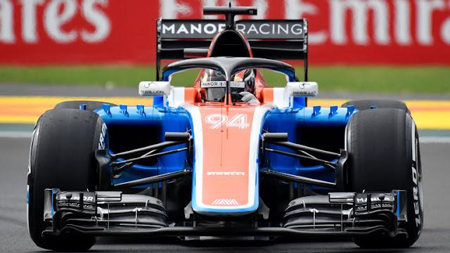 Manor considera volta à F1 caso tenha teto orçamentário