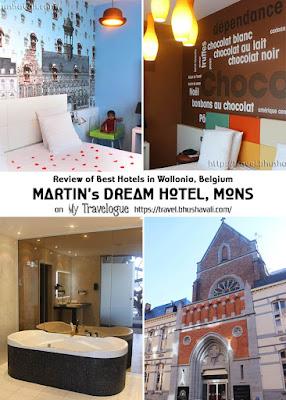 Martin's Dream Hotel Mons Pinterest