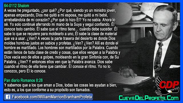 Hombres martillados por la Palabra - William Branham en Español