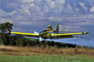 Aviação Agrícola terá produtividade incrementada com segurança segundo a ANAC