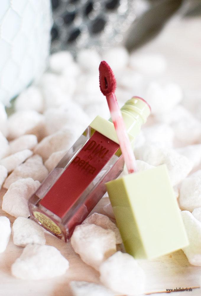 Wie gut ist die pixi by petra Matte Last Liquid Lip