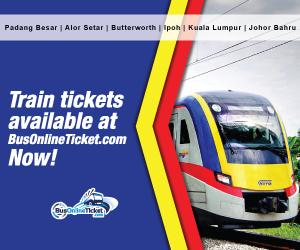 Tiket KTM Train