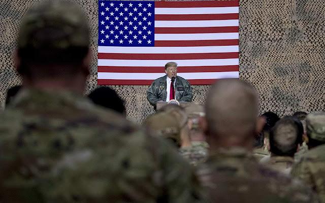 Η αποχώρηση των αμερικανικών στρατευμάτων από τη Συρία