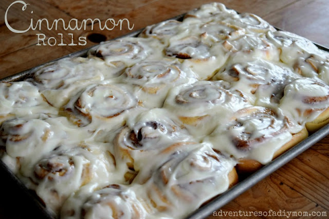 Soft and Chewy Cinnamon Rolls Recipe