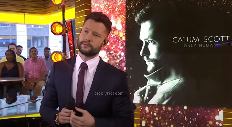 Երգի խոսքերի թարգմանություն Calum Scott - You Are The Reason (Armenian Lyrics Translation)