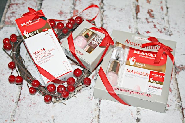 Mavala's Ultimate Christmas Gift Guide with gift sets for different budgets