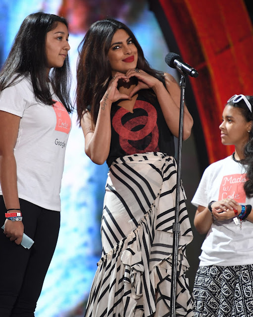 Priyanka Chopra at Global Citizen Festival