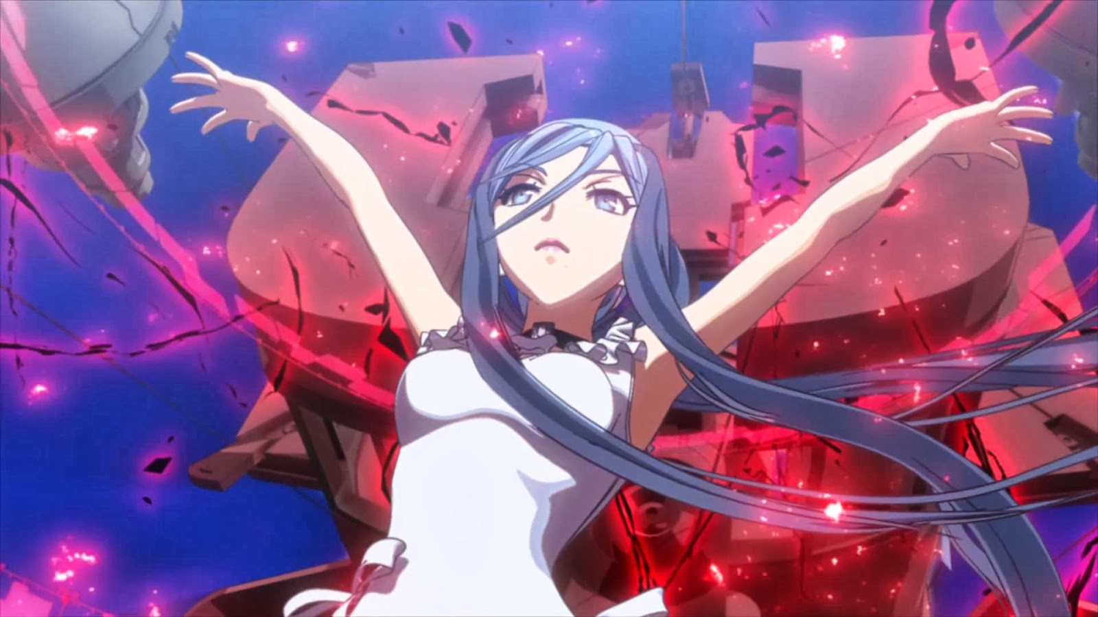 Hanners Anime Blog Arpeggio Of Blue Steel Ars Nova Episode 2