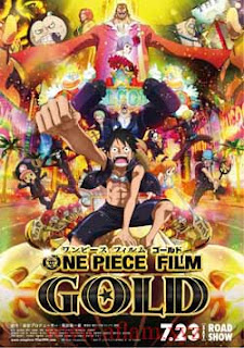 مشاهدة فيلم One Piece Film Gold 2016 مترجم