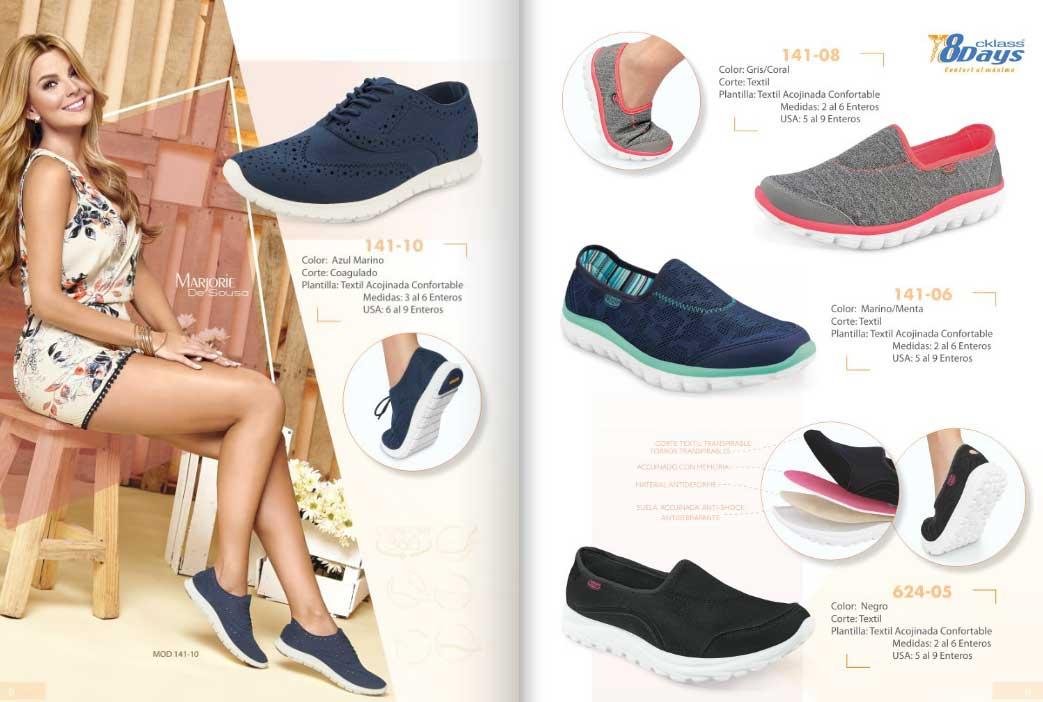 Venta de zapatos andrea for Zapatos por catalogo