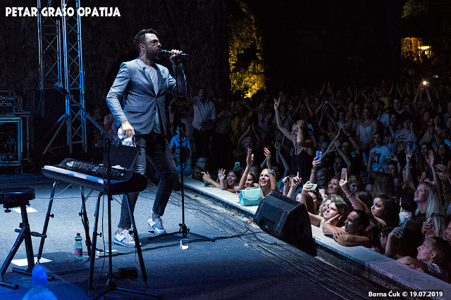 Koncert Petar Grašo u Opatiji 19.07.2019