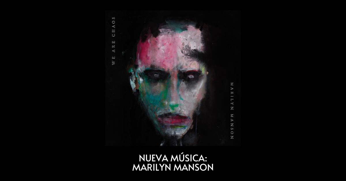 Nueva música de Marilyn Manson