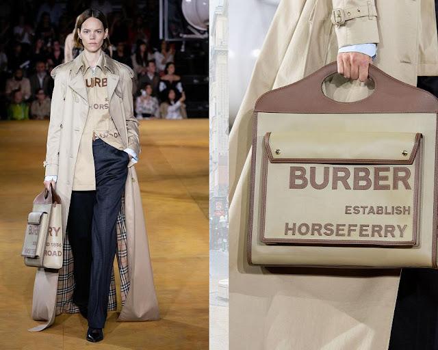 Burberry весна-лето 2020 5