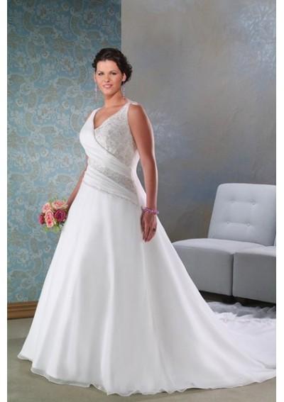 3 Tipps Fur Die Auswahl Der Brautkleider In Ubergrossen Beste