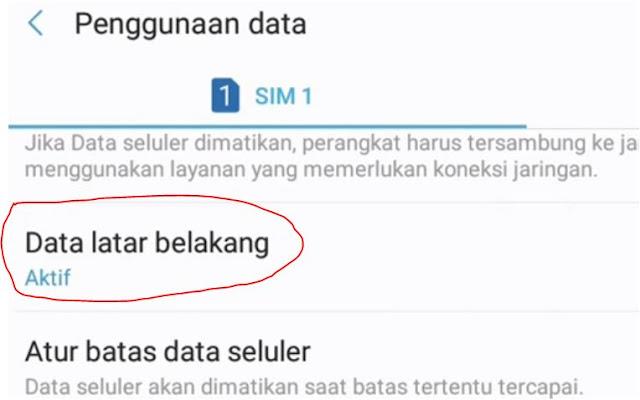 cara menghemat kuota telkomsel flash