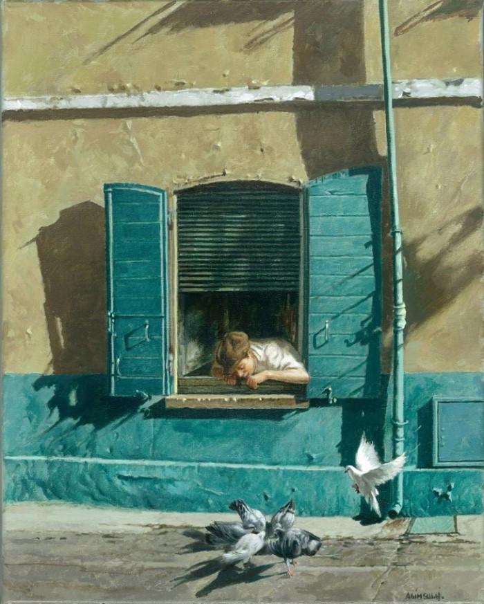 Албанский художник.