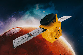 UAE and space probe of hope
