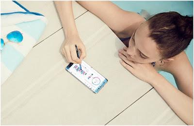 Samsung galaxy note 7 có sử dụng 4G