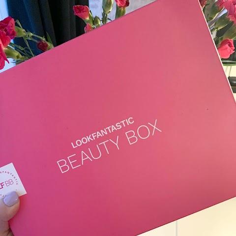 Lookfantastic grožio dėžutė (balandis)