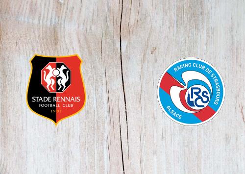 Rennes vs Strasbourg -Highlights 14 March 2021