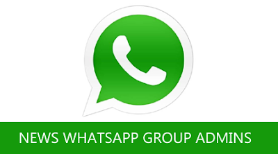 BIG BREAKING NEWS FOR WHTSAPP GROUP ADMIN 1